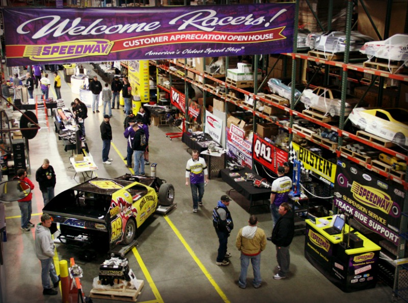 Free Shipping @ Speedway Motors, The Racing and Rodding Specialists