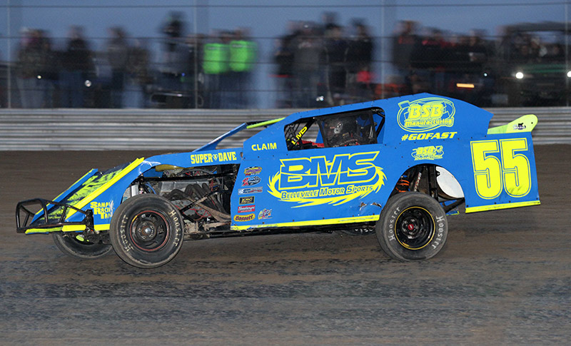Reaction runs gamut following Frye's Northern SportMod title – IMCA