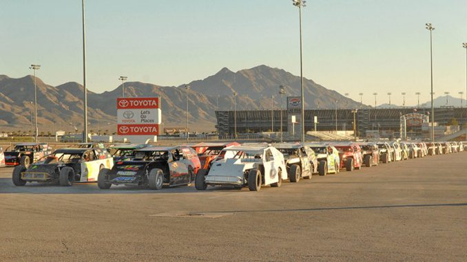 Exceptional LAS VEGAS, Nev. (Nov. 9) U2013 Practice Begins Later This Afternoon At The Las  Vegas Motor Speedway Dirt Track, For The Biggest Event Of 2016 In IMCAu0027s  Larry ...